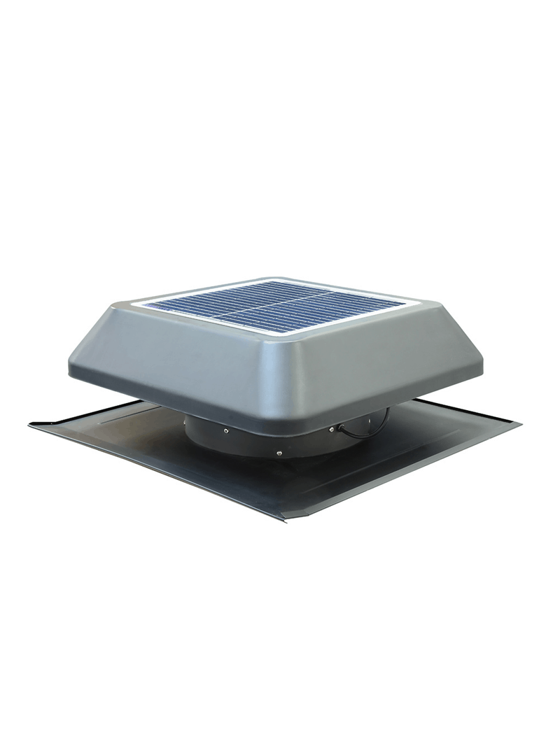 Solar Roof Ventilator Ksv200 Solar Roof Ventilator
